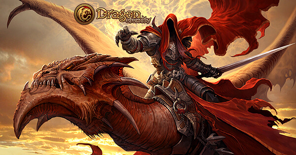 Dragon Eternity is a fantastic new massively-multiplayer